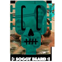 SOGGY BEARD